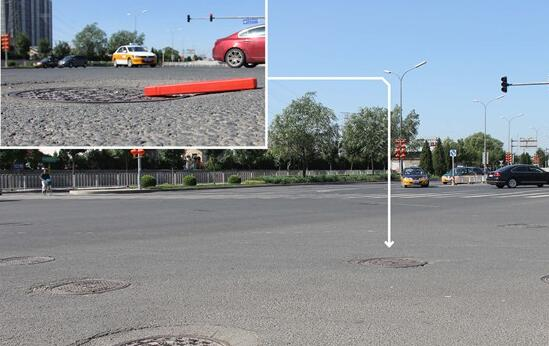 倾角传感器在城市道路井盖监测中的应用