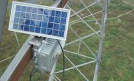 倾角传感器和GSM模块在输电线路铁塔倾斜监测中的应用
