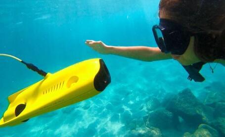 水下机器人中电子罗盘等传感器的应用及未来市场预测