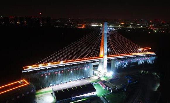 大桥转体采用GPS和倾角传感器规避安全隐患